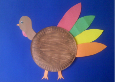 Thanksgiving Turkey Paper Plate Craft 2  sc 1 st  Preschool Education for Kids - Blogger & Thanksgiving Turkey Paper Plate Craft 2 | Preschool Education for Kids