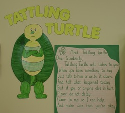 Tattling Turtle