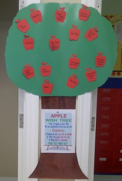 Apple Wish Tree