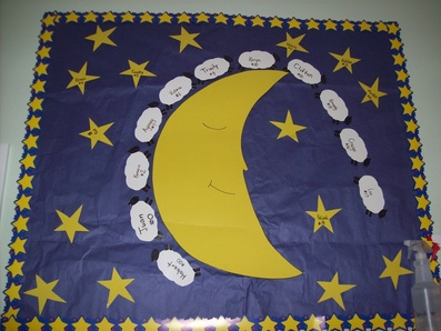 Cot List Bulletin Board