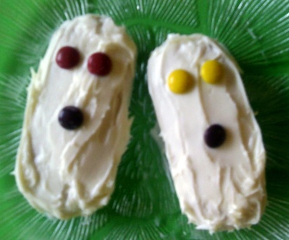 Edible Ghosts