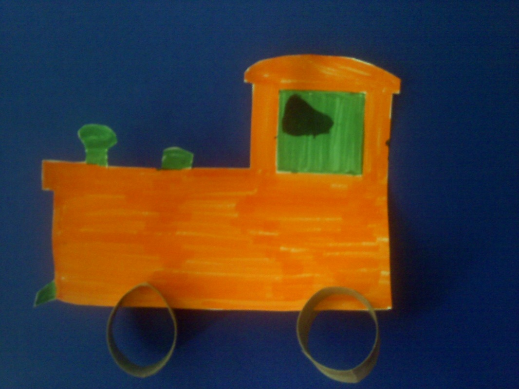 Transportation - Crafts For Preschool Kids